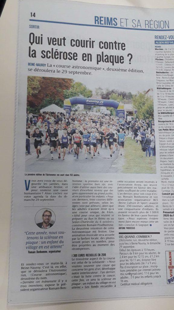 Article L'union